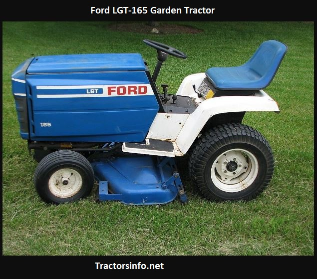 Ford LGT-165 Price, Specs, Review, Attachments
