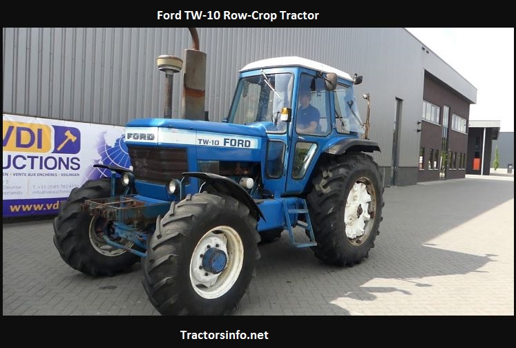 Ford TW-10 Price, Specs, Review, Attachments