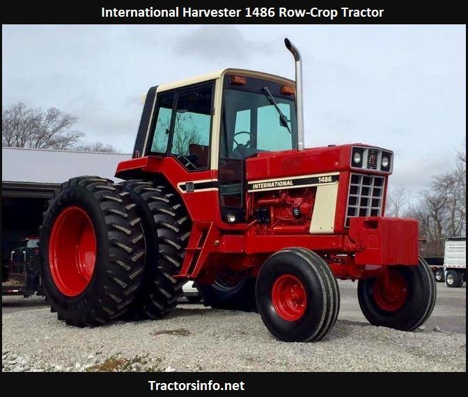 International Harvester 1486 Price, Specs, Reviews