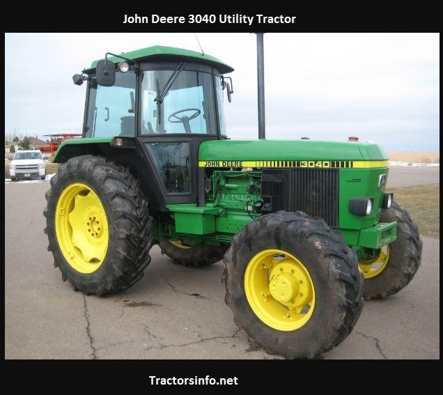 John Deere 3040 HP, Price, Specs, Review