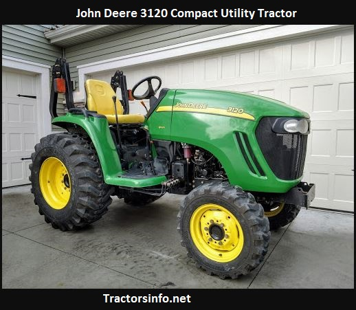 John Deere 3120 HP, Price, Specs, Review, Attachments