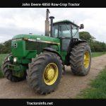 John Deere 4850 Price, Specs, Reviews, Attachments