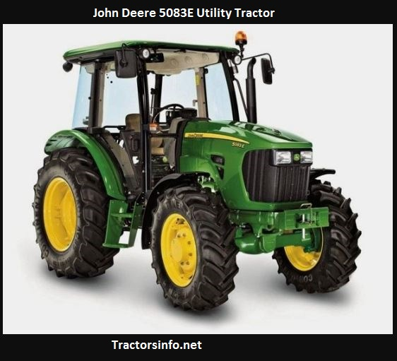 John Deere 5083E HP, Price, Specs, Oil Capacity, Reviews