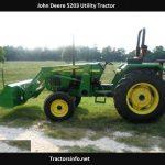John Deere 5203 HP, Price, Specs, Review