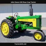 John Deere 630 Price, Specs, Review, Attachments