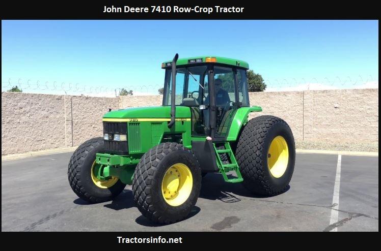 John Deere 7410 Horsepower, Price, Specs, Review