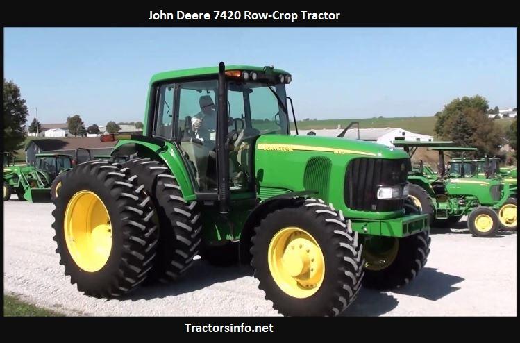 John Deere 7420 HP, Price, Specs, Weight, Reviews