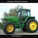 John Deere 7700 Price, Specs, Review, Attachments