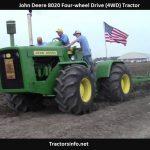 John Deere 8020 Horsepower, Price, Specs, Review