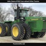 John Deere 8760 HP, Price, Specs, Engine Oil Capacity