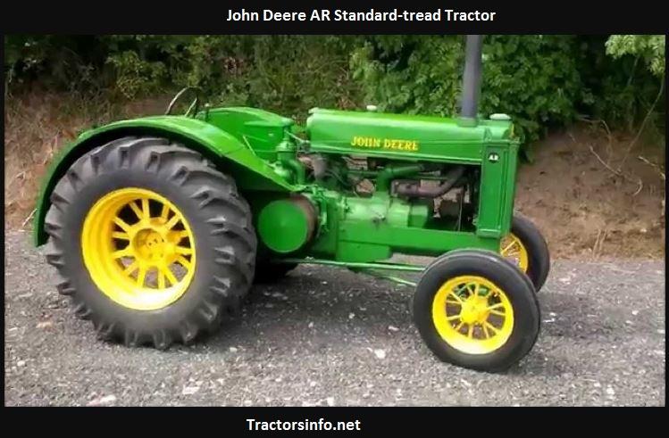 John Deere AR Tractor Price, Specs, Review