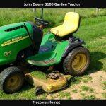John Deere G100 Specs, Price, Review, Attachments