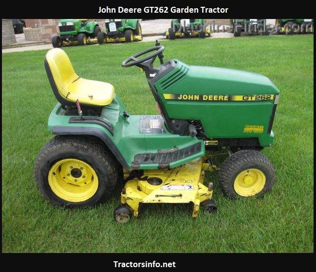 John Deere GT262 Original Price, Specs, Review