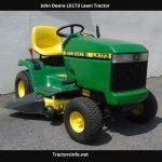 John Deere LX173 Price, Specs, Review, Attachments