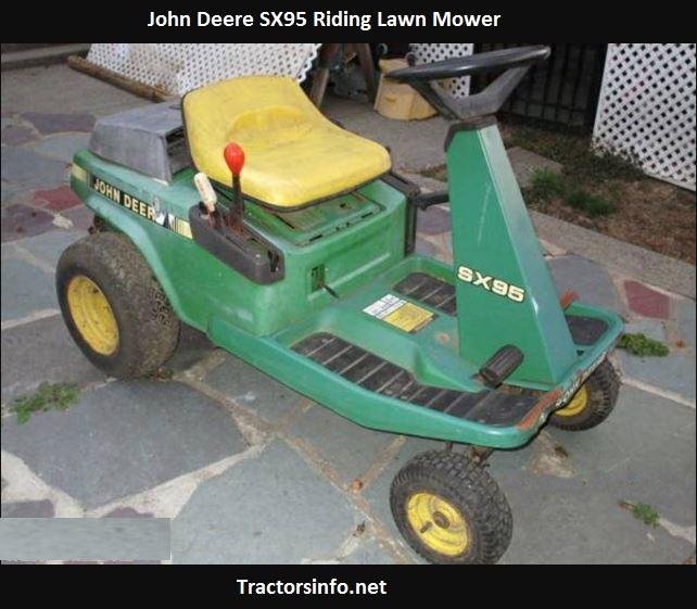 John Deere SX95 Price, Specs, Review, Serial Numbers