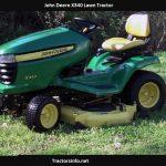John Deere X340 Price, Specs, Review, Attachments