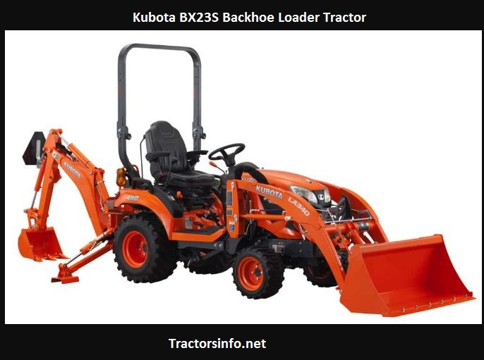 Kubota BX23S Price, Specs, Review, Weight, Attachments