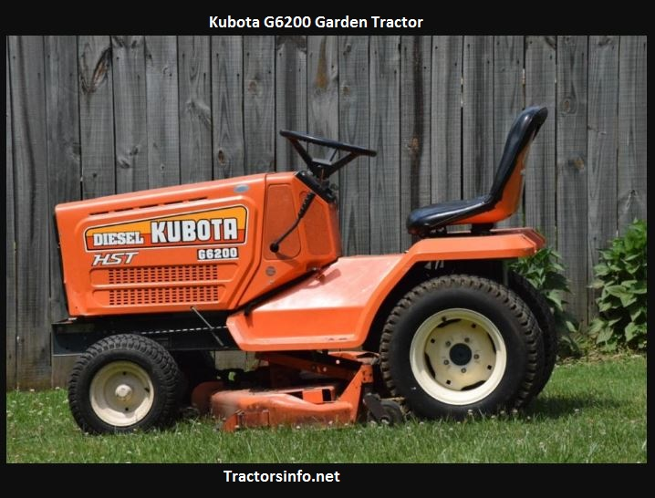 Kubota G6200 Price, Specs, Review, Attachments