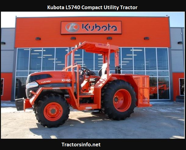 Kubota L5740 Price, Specs, Weight, Review, Attachments