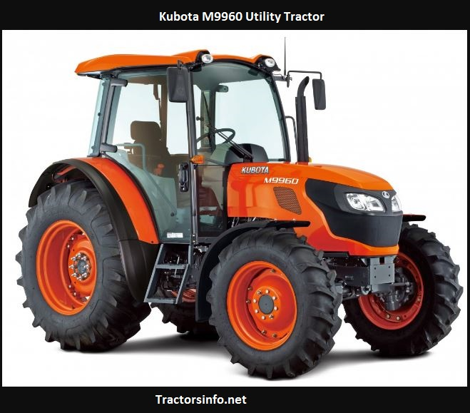 Kubota M9960 Price, Specs, Weight, Review, Attachments