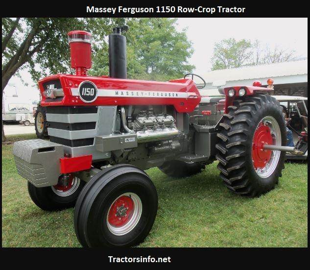 Massey Ferguson 1150 Price, Specs, Review