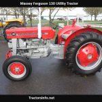 Massey Ferguson 130 Serial Numbers, Price, Specs, Review