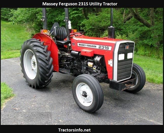 Massey Ferguson 231S Price, Specs, Reviews