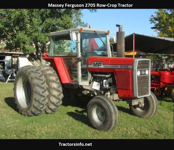 Massey Ferguson 2705 Horsepower, Price, Specs, Reviews