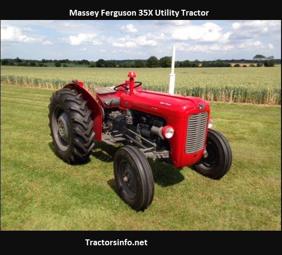 Massey Ferguson 35X Horsepower, Price, Specs, Review