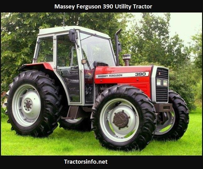 Massey Ferguson 390 Price, Specs, Review, Top Speed