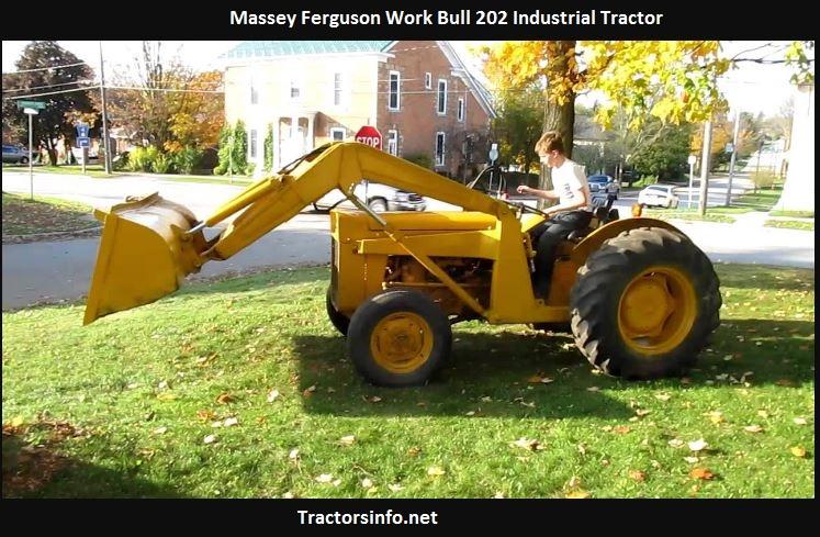 Massey Ferguson Work Bull 202 Price, Specs, Review