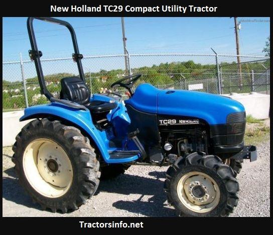New Holland TC29 Price, Specs, Reviews