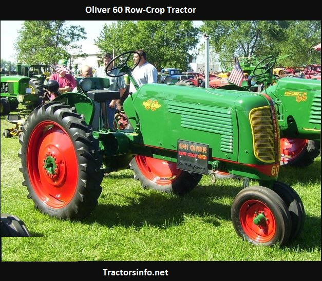 Oliver 60 Row-Crop Tractor Price, Specs, Review