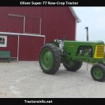 Oliver Super 77 Price, Specs, Review, Serial Numbers