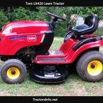 Toro LX420 Price, Specs, Reviews, Attachments