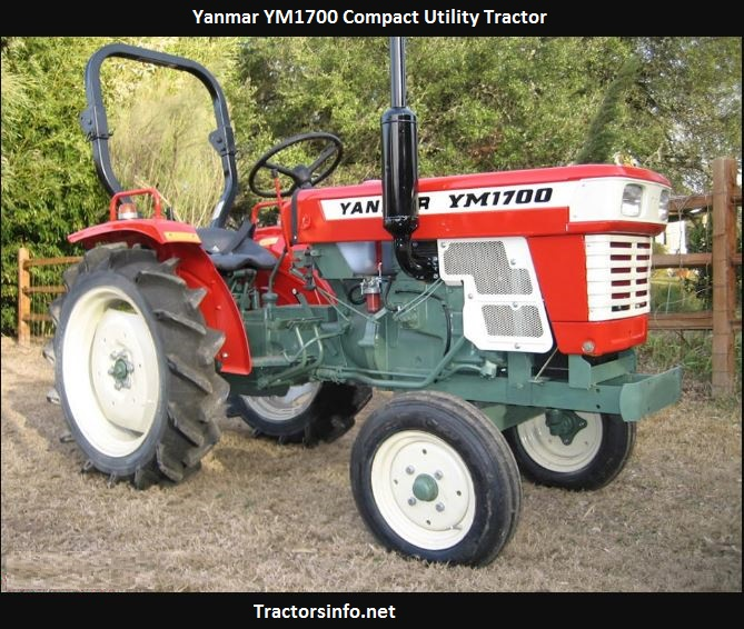 Yanmar YM1700 Price, Specs, Review