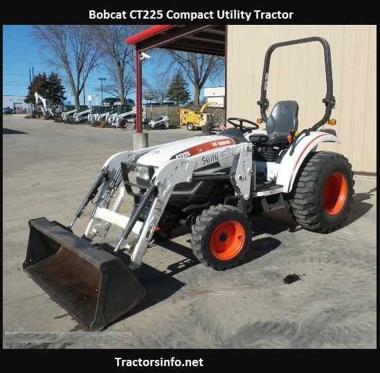 Bobcat CT225 Price, Specs, Review, Attachments