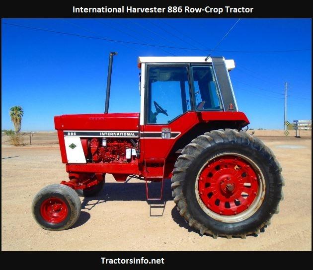 International Harvester 886 Price, Specs, Review