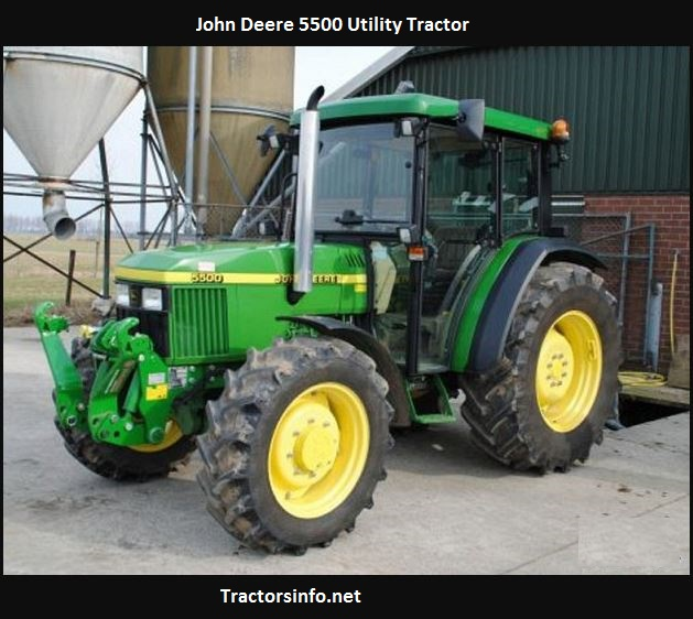 John Deere 5500 Price, Specs, Review, Attachments