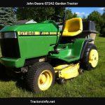 John Deere GT242 Price, Specs, Reviews, Attachments
