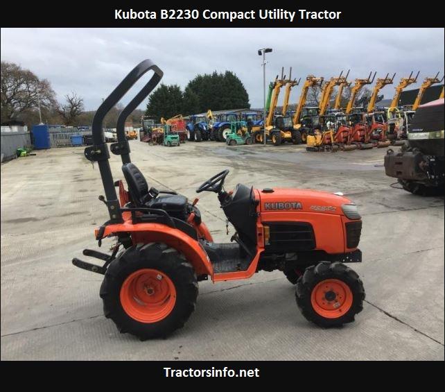 Kubota B2230 Price, Specs, Review, Horsepower
