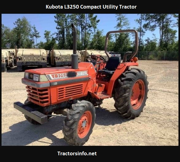 Kubota L3250 Price, Specs, Review, Features