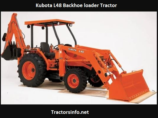 Kubota L48 Price, Specs, Weight, Review