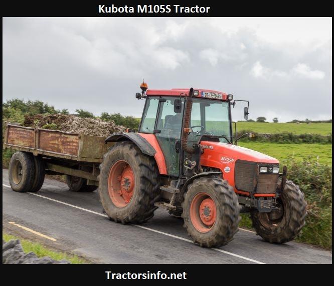 Kubota M105S Specs, Price, Review, Horsepower
