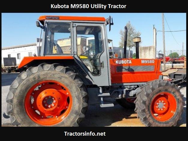 Kubota M9580 Specs, Price, Review, Attachments