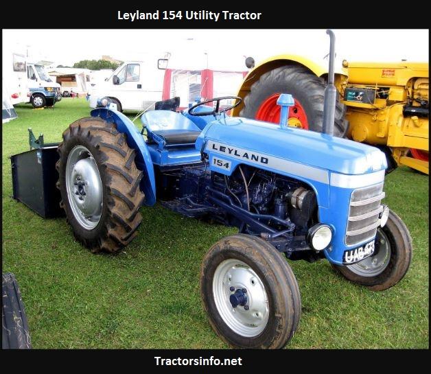 Leyland 154 Utility Tractor