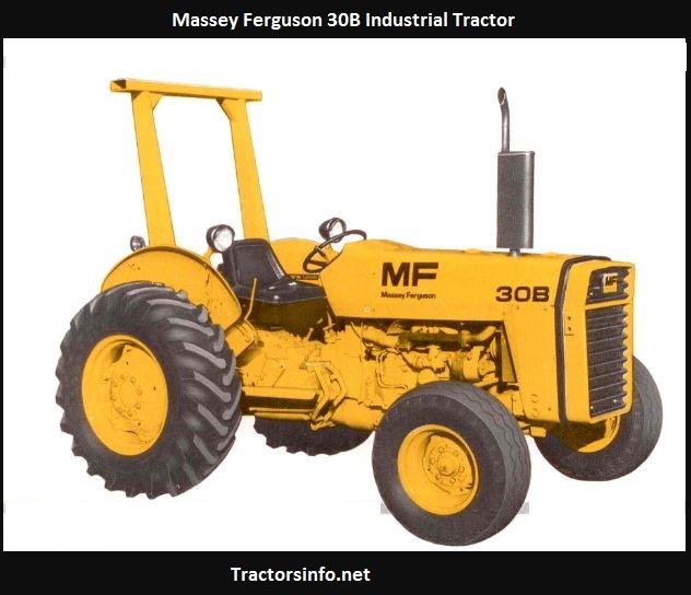 Massey Ferguson 30B Price, Specs, Review, Attachments