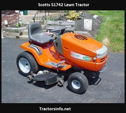 Scotts S1742 Lawn Tractor Price, Specs, Review
