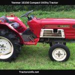 Yanmar 1610d Horsepower, Price, Specs, Review