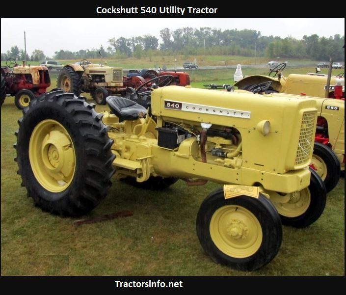 Cockshutt 540 Tractor Price, Specs, Review